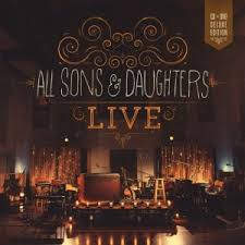 Chord charts for All Sons & Daughters: Live