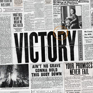 Chord charts for Bethel Music: Victory (Live)