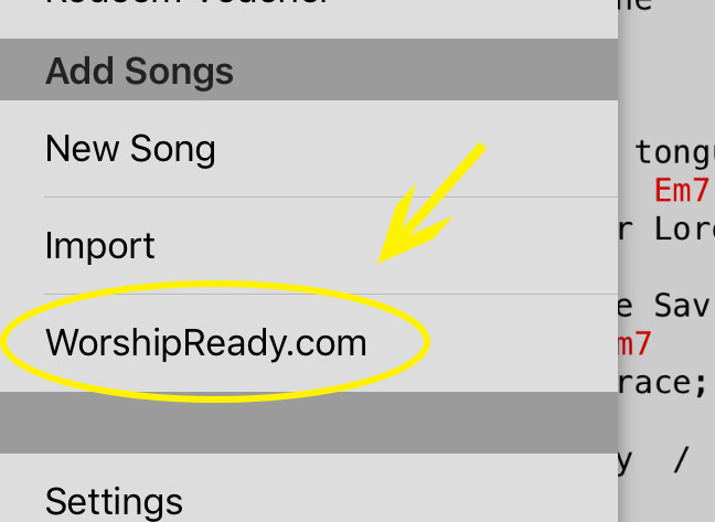 Power Music Import charts from WorshipReady.com