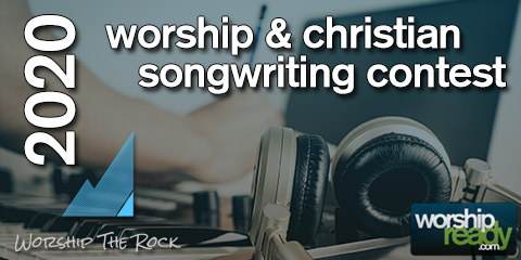 2020 WorshipTheRock.com Songwriting Contest