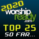 2020 Top 25 Downloaded Chord Charts... So Far!