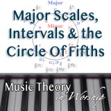 Major Scales, Intervals & The Circle Of Fifths