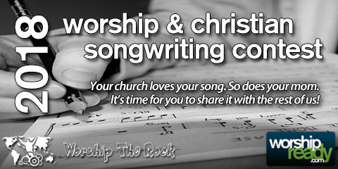 2018 WorshipTheRock.com Songwriting Contest