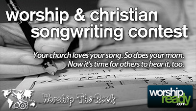 2017 WorshipTheRock.com Songwriting Contest WINNERS