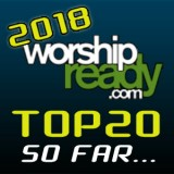 2018 Top 20 Downloaded Chord Charts... So Far!